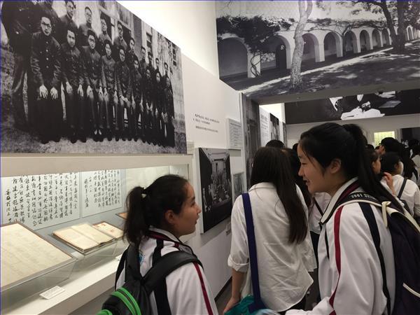 我校组织青年党校学生外出参观学习