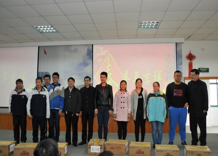 蒋仁辉副区长来校看望新疆部师生并调研新疆班工作